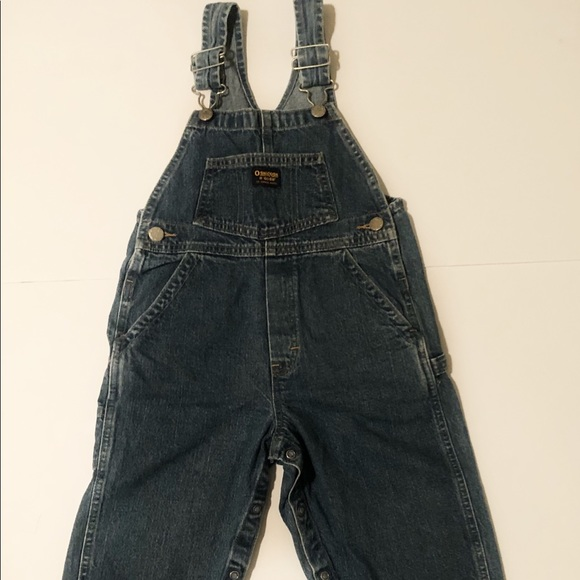 Oshkosh bib overalls for adults